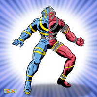 Another KIKAIDER by HK666