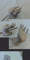 Hands by JLMagian