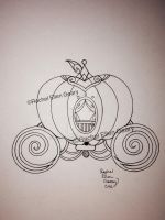 Cinderella's Carriage: Reimagined by RG-Studios