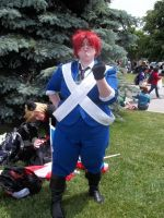 Anime North 2012: Scotland Cosplay by Gome1843