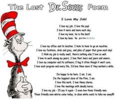 The Lost Dr.Seuss Poem by JacenAntllies