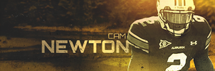 Cam Newton by OldChili