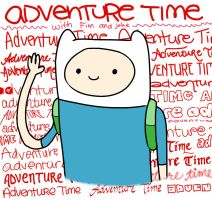 Finn -Adventure Time by autumnechoes