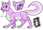 Reference Picture- Jewel by canineinsanity