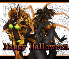 Have a Happy Halloween - 2014 by frisket17