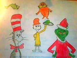 Dr. Suess Day by PJ987
