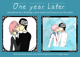 One year later by Juna8789