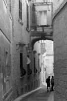 Mdina Alley by gordo99