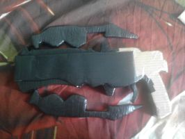GOW: Torque Bow progress 2 by KindiChan