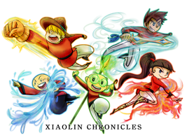 Xiaolin Chronicles by SiReLess