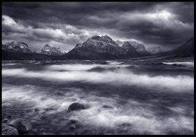 The Storm Wall by MarcAdamus