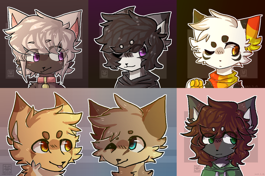 icon commissions 1 by Meorron