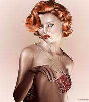 Pin-up by Lyndseyh