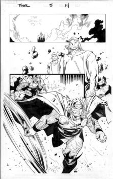 thor 5 pg 13 by MarkMorales
