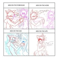 Super sexy kissing meme by gameoverYEAAA