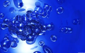 blue_molecular by J4CQU35