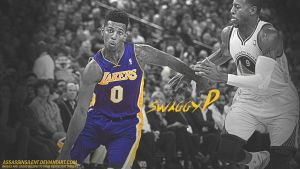 Nick Young Swaggy P Wallpaper by assasinsilent