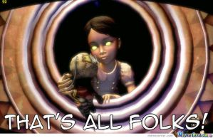 That's all, folks! by Toa-Ignicus