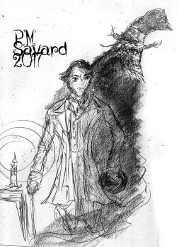 Dr Jekyl and Mr Hyde by PMSAVARD