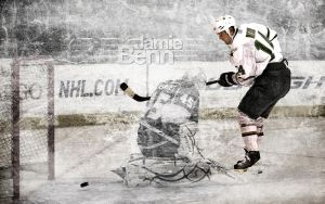 Jamie Benn Wallpaper by XxBMW85xX