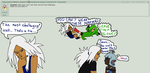 Enapay and Sonic's question from BabyGryphon by CheruCheriPie