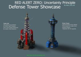 RA Z- Telsa Coil Prism Tower by Harry-the-Fox