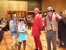 CTcon '10: Blu and Red meet-up by TEi-Has-Pants