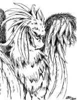 Griffin by ohitsuji101