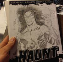 Haunt AAcomicon sketch by RyanOttley