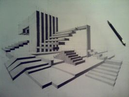 Stairs by Spsm
