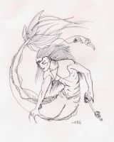 Merman by Alethes