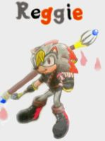 Reggie the Vamphog (AT with SonicRanger-1) by Rachel-Savaya