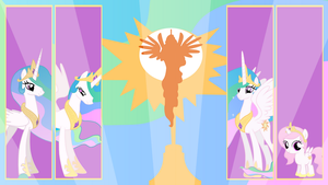 Princess celestia by neodarkwing
