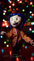 Coraline by Isaac-Renteria