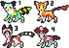 Pixel Dopts by Pand-ASS