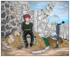 GAARA by QUEEN-INCHI