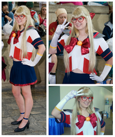 Sailor V Cosplay by mollay