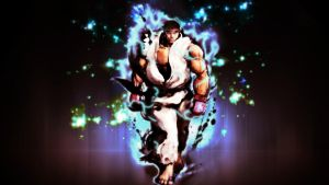 Street fighter: Ryu by NaXeL13