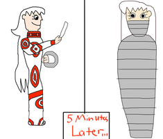 Duct-Taped Shiro by jacobyel