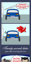 Phoenix Wright: Drive-Thru by Apkinesis