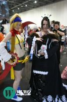 May Expo 2012 Lulu and Rikku by Uncharted-Deception