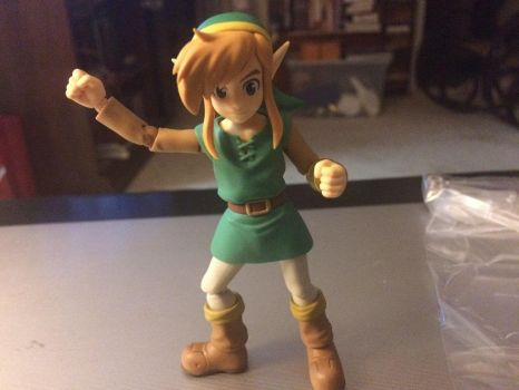 Figma Link by LOZRocksmysocks77