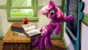 The Best Teacher We Could Hope For WALLPAPER by anttosik