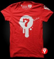 2011 Heart Red Logo Tee by seventhfury