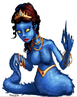 iScribble Naga by pauljs75