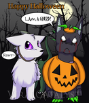 Happy Halloween by ViralCatalyst