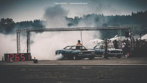 Muscle Car Race by AmericanMuscle