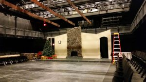 Scenic Design: Other Desert Cities by Lhizna
