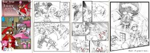Iggy and Red by bleedman