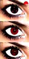 xaxaxa Sharingan by LoveAsia